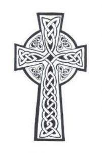 Celtic cross July 2018b